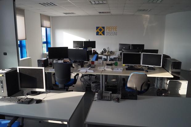 spazio operativo pieffedisegni