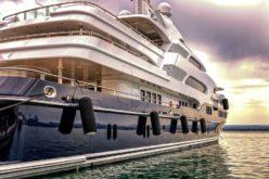 progetto motore elettrico yacht
